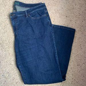 EUC Ralph Lauren Straight leg Jeans